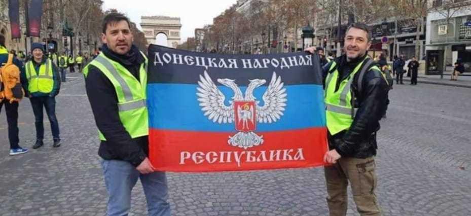 """""""Слава Сирии! Слава России!"""": вот вам и протесты во Франции"""