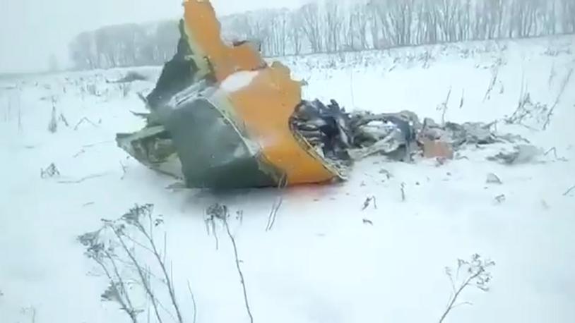 Крах Ан-148 у Росії: з'явилася інформація про українців