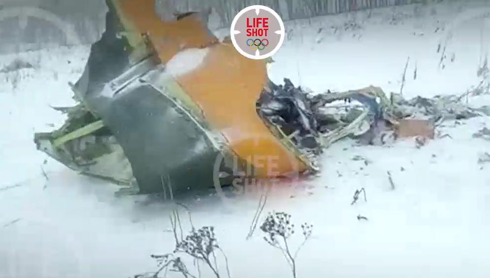 В Росії розбився пасажирський літак: усі подробиці онлайн