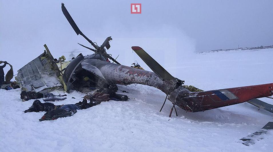 Вслед за Ан-148: в России произошла новая авиакатастрофа