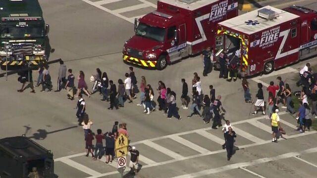 В США расстреляли детей в школе: десятки жертв и раненых