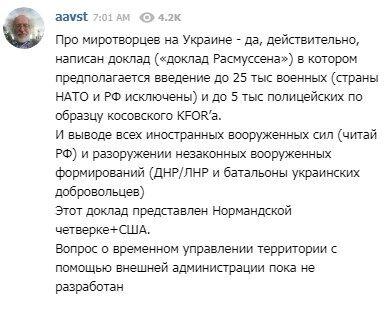 Доклад о миротворцах на Донбассе: журналист сообщил детали