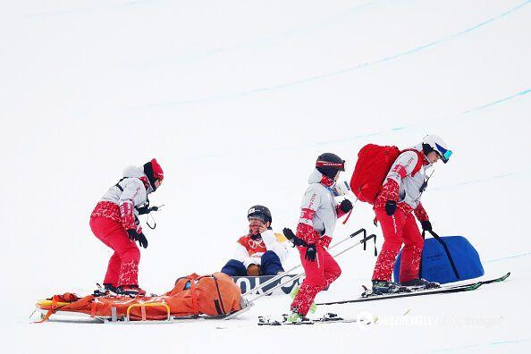 Жуть дня: 16-летний олимпиец чуть не сломал шею в финале ОИ