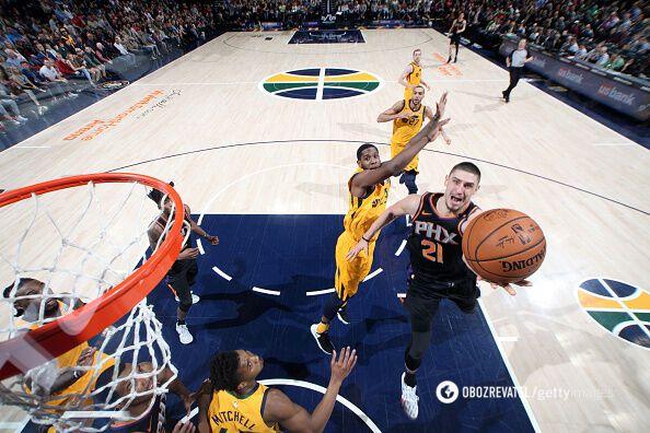 Украинец Лэнь добился признания в НБА