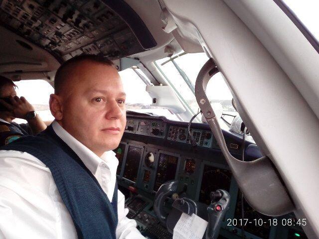 Пілот Ан-148, що розбився, був без освіти - ЗМІ