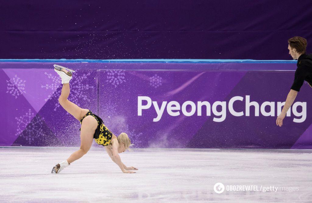 Оголилася: росіянка безглуздо позбавила себе медалі Олімпіади