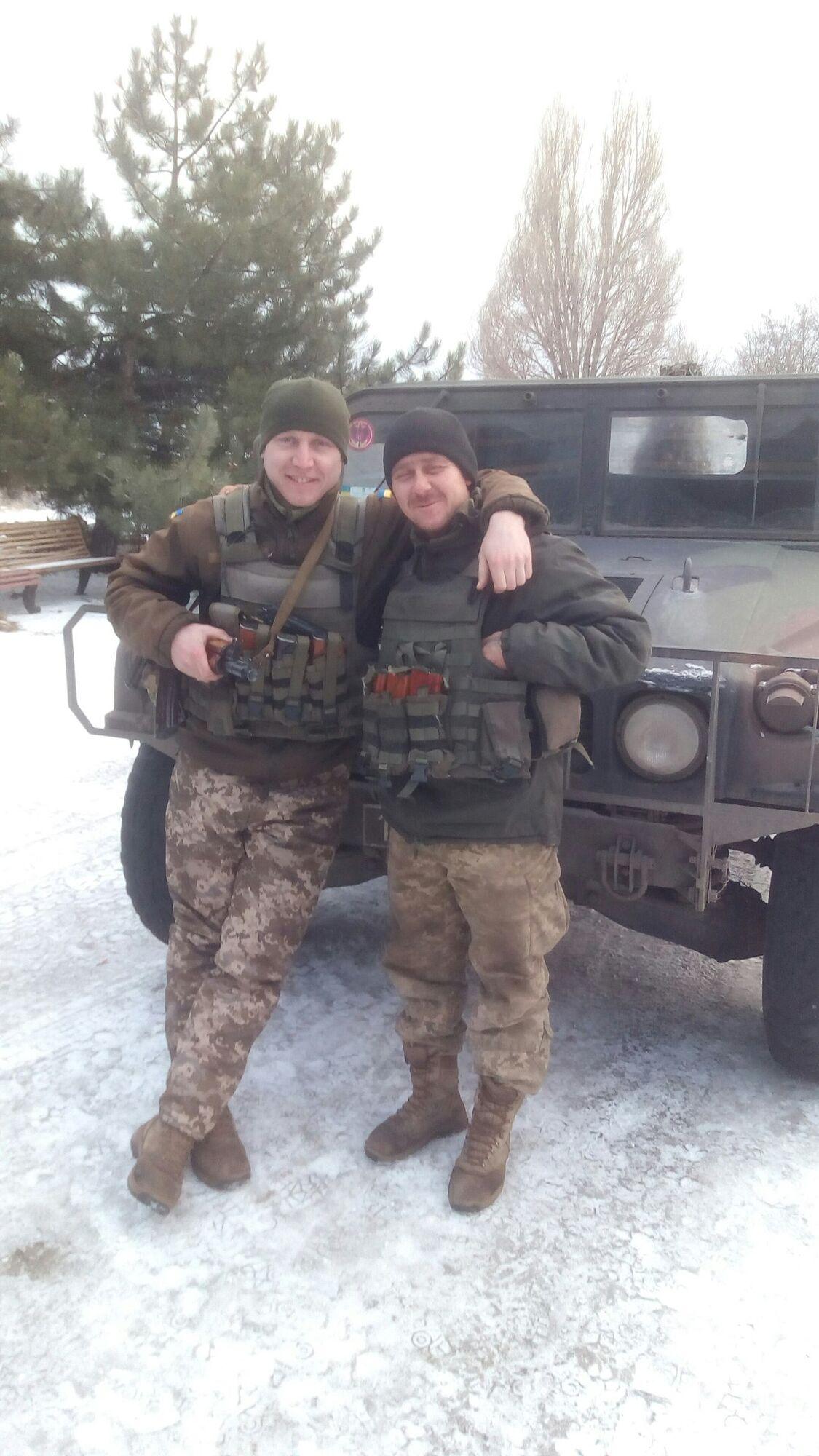 Морпехи АТО убили побратимов: появились фото погибшего