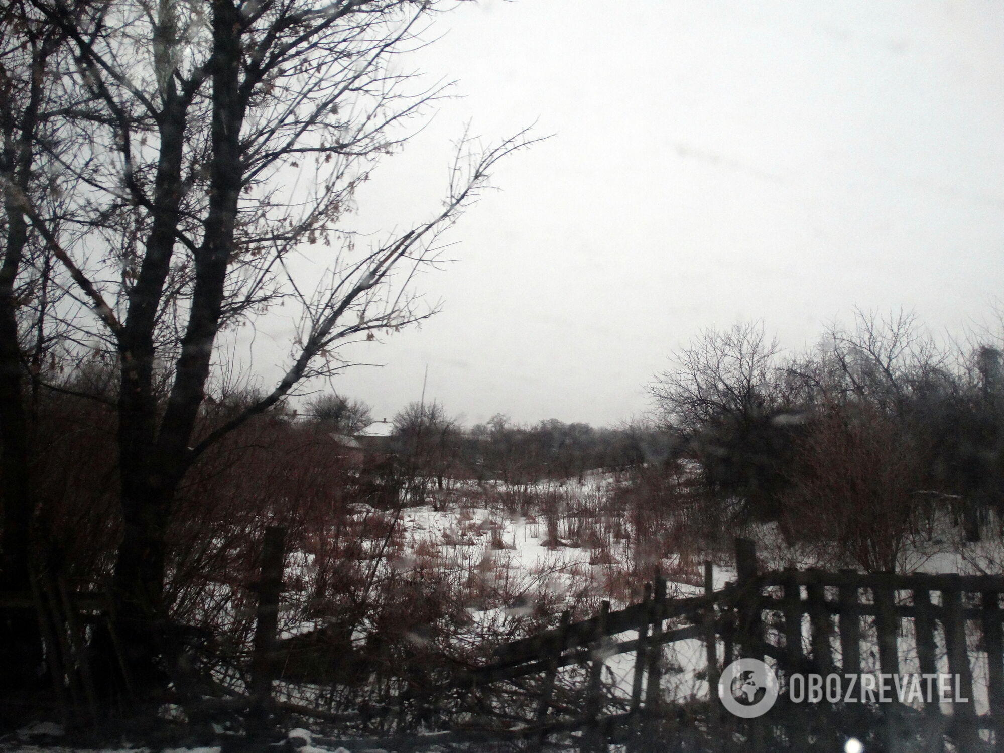Село Катериновка Попаснянского района Луганской области