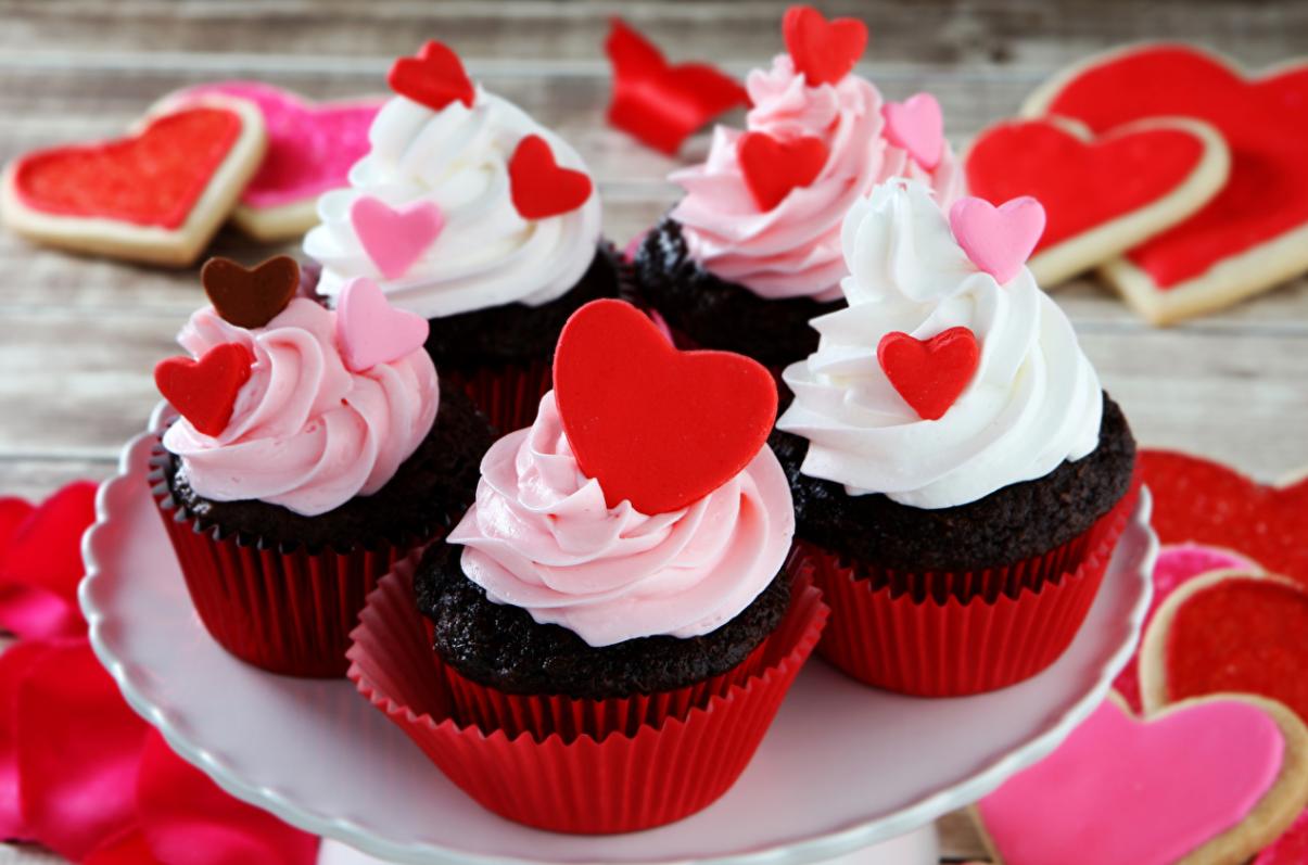 Солодощі на День Валентина