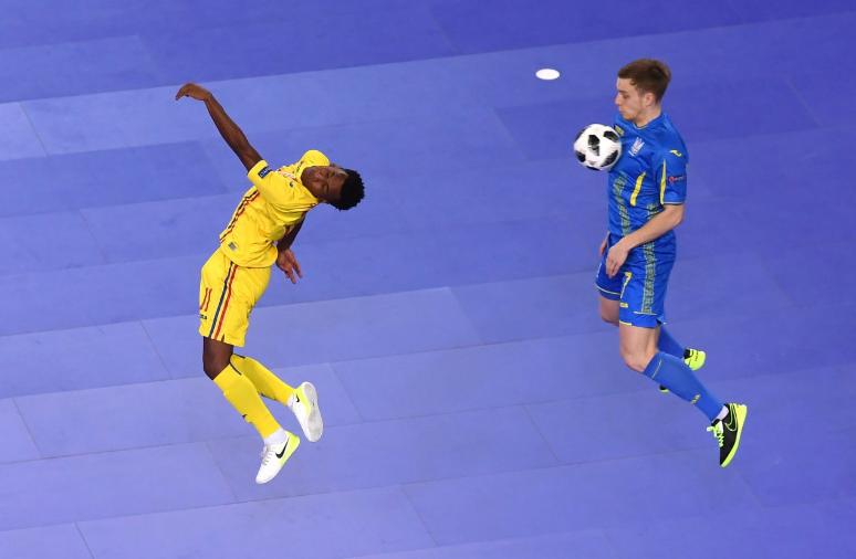 Збірна України здобула шалену перемогу на старті Євро-2018 з футзалу