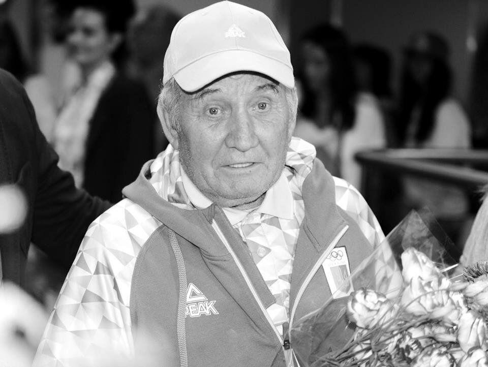 Умер титулованный украинский тренер