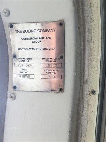 У Києві виставили на продаж російський Boeing