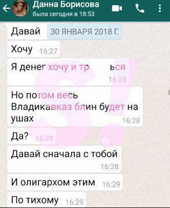Дана Борисова Голая Слив