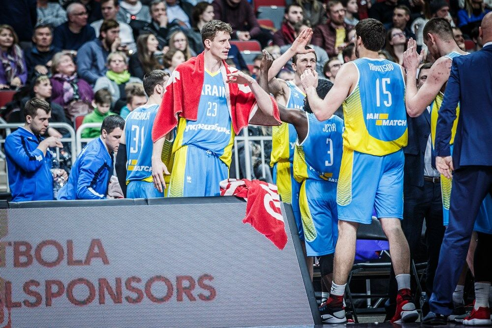 Украина обыграла Латвию в отборе на КМ по баскетболу-2019