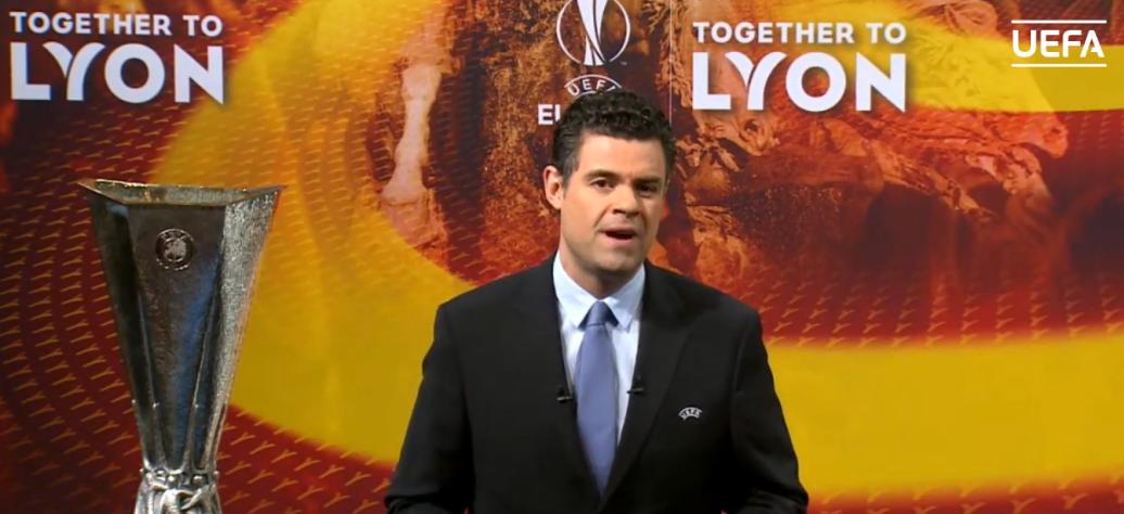 Лига Европы: онлайн-трансляция жеребьевки 1/8 финала