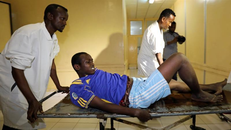 У Сомалі стався подвійний теракт: багато жертв