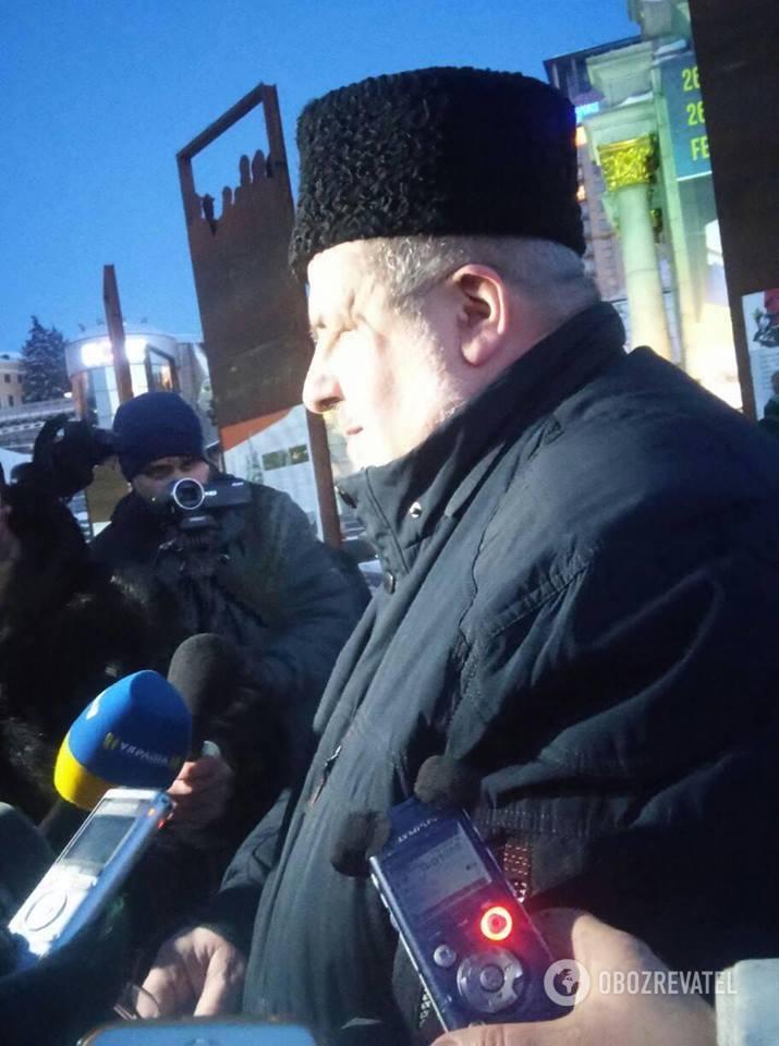 Рефат Чубаров. 26.02.2018