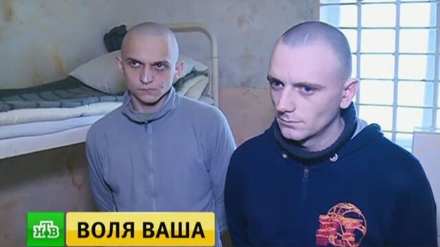 К украинским пленным приходили представители российских СМИ