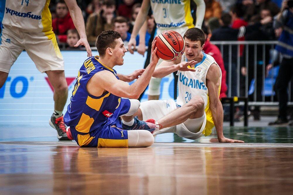 Україна обіграла Швецію у відборі Кубка світу з баскетболу-2019