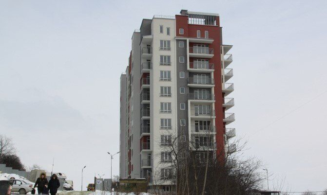 """Во Львове открыли """"умную"""" многоэтажку для айтишников"""