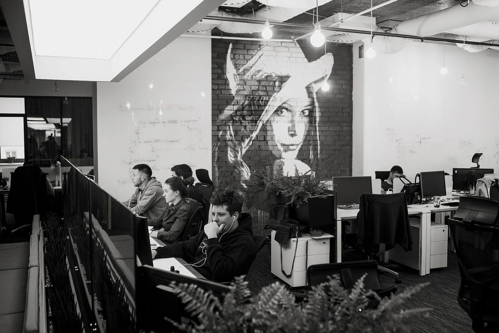 Киевский офис компании, за которую Amazon заплатит 1 млрд