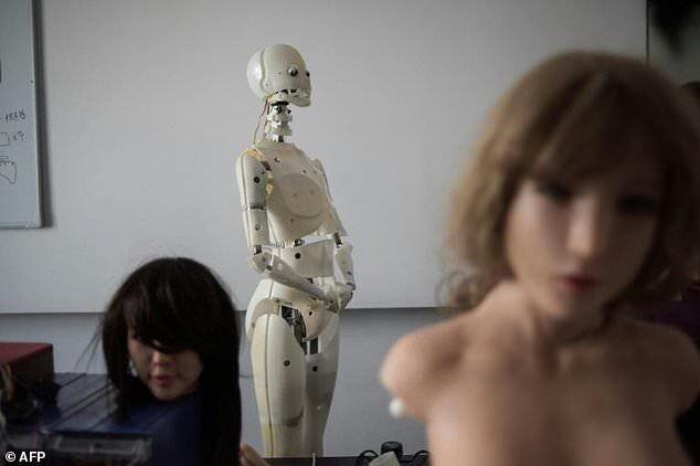 Краще дружини: в Китаї секс-ляльку оснастили корисними навичками