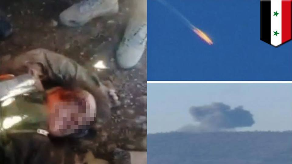 Не був українцем: Бутусов розповів правду про ліквідацію льотчика Путіна в Сирії