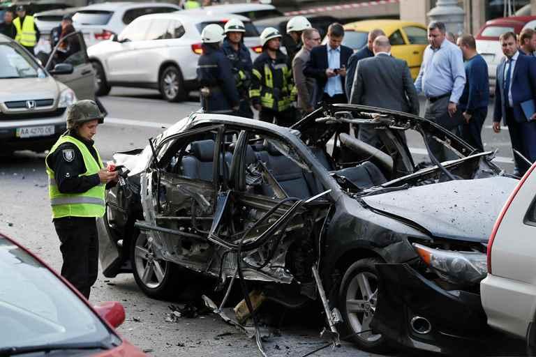 Тимур Махаури погиб от заложенной в автомобиль взрывчатки