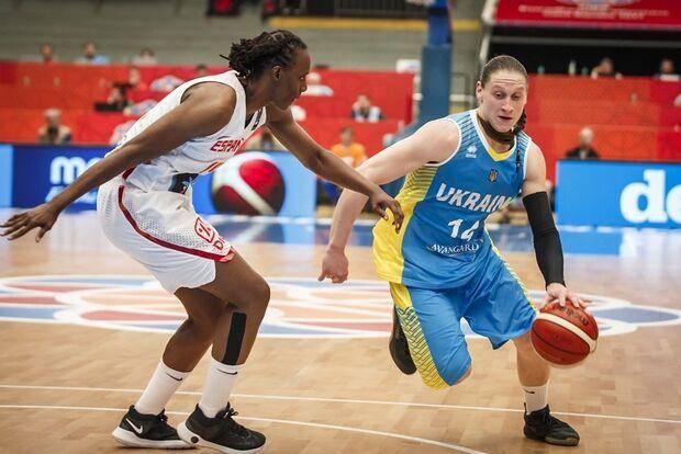 """""""Классная пятерка!"""" В сборной Испании в восторге от украинских баскетболисток"""