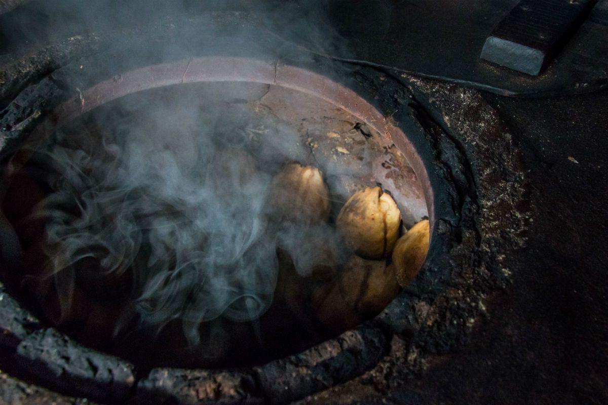 Настоящий плов, шаурма и кебаб: мусульманский рынок в Киеве