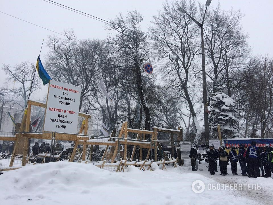 """""""Зачистка"""" палаточного городка под Радой: в полиции пояснили ситуацию"""