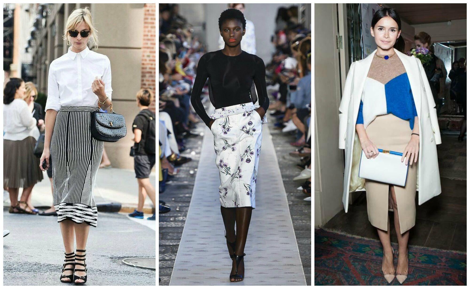 Топ-5 самых модных весенних моделей