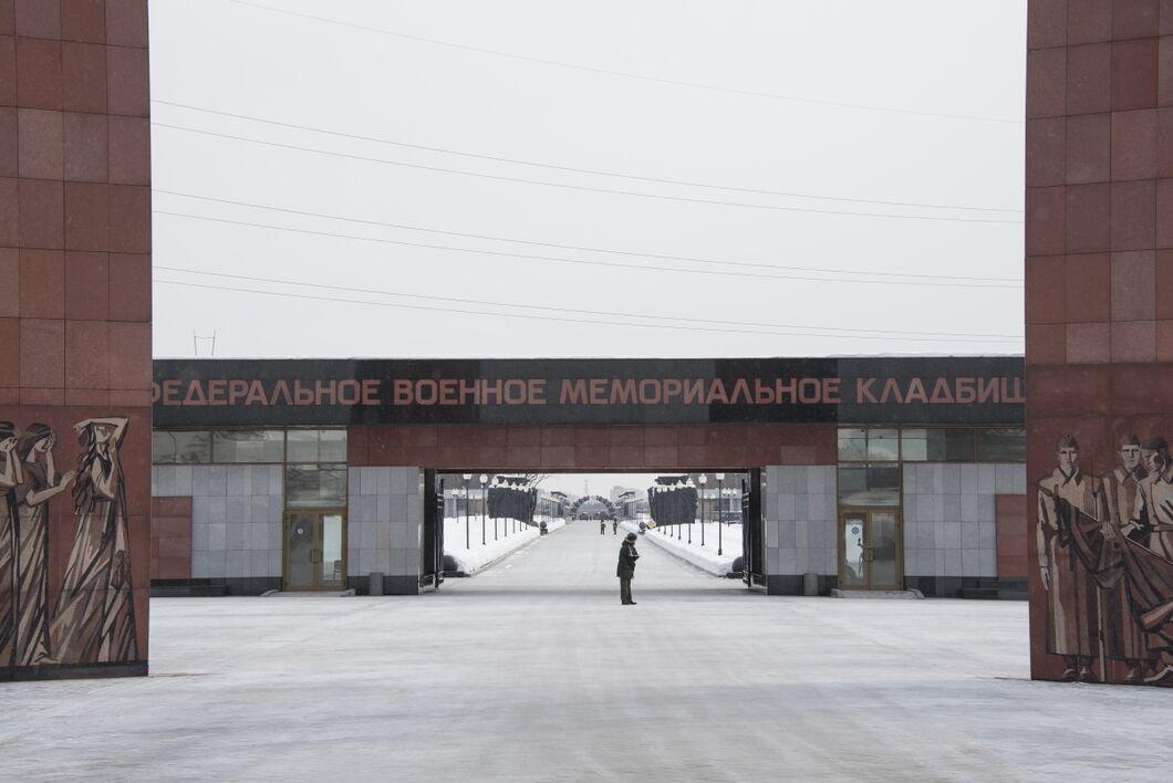 В России тайком похоронили погибшего в Сирии генерала
