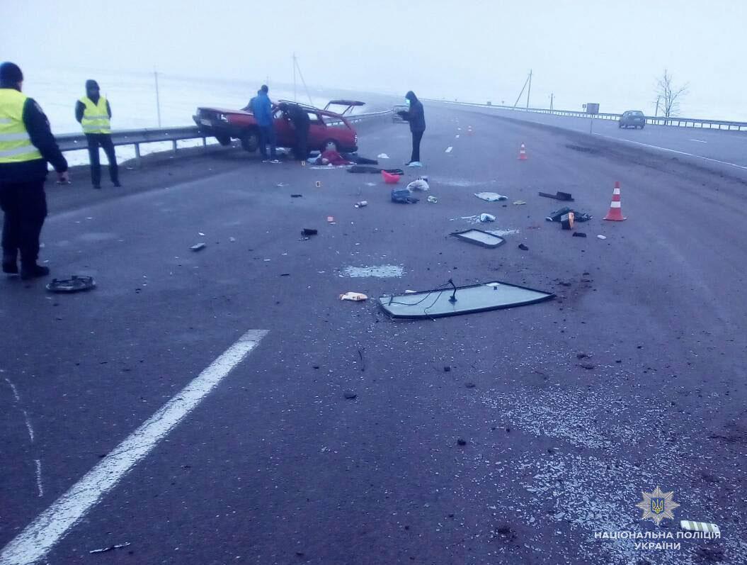 Протаранил автобус с пассажирами: на Львовщине произошло смертельное ДТП