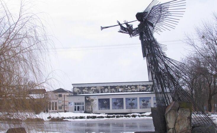 """В Чернобыле открывают музей """"Звезда Полынь"""""""