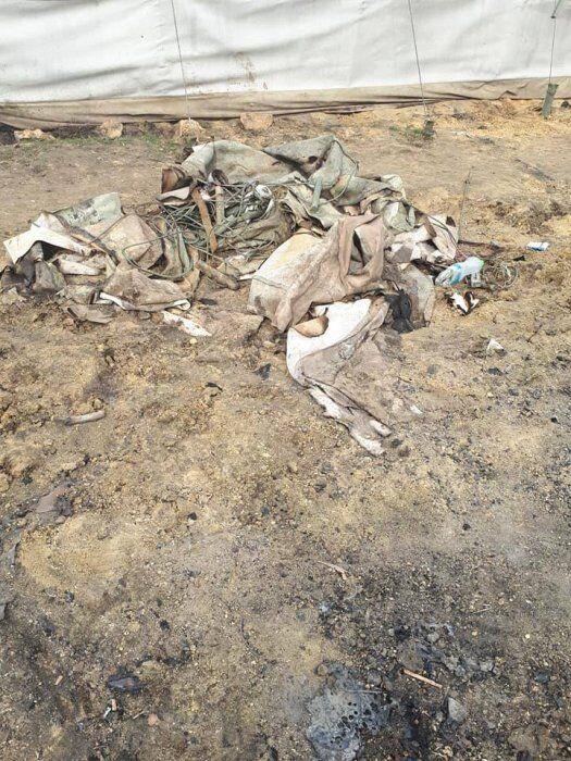 """Смертельна пожежа на """"Широкому лані"""": фото з місця трагедії"""