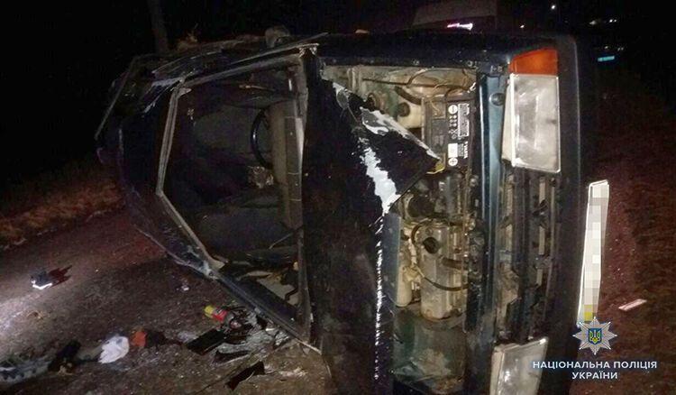 ДТП с погибшими в Запорожской области: водитель задержан
