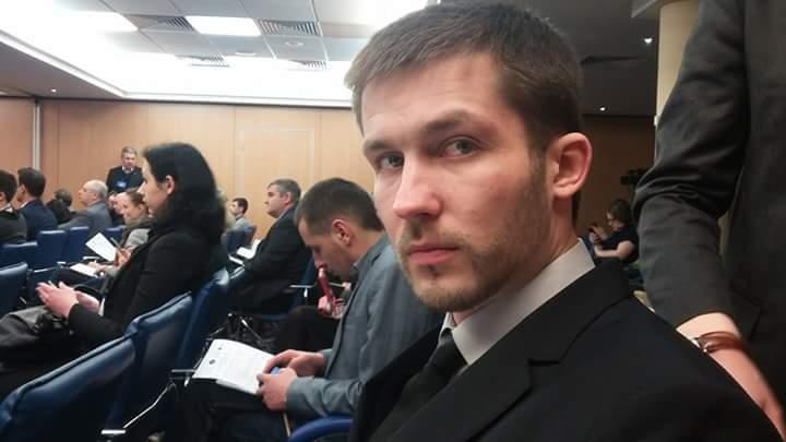 """Волонтер и координатор проекта """"СтопТеррор"""" Семен Кабакаев"""
