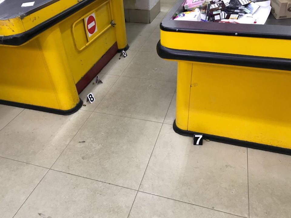 Стрельба в магазине Киева: появились новые подробности