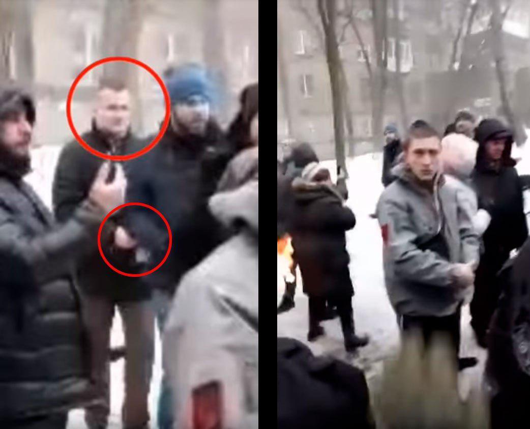 """ВРУ игнорирует попытку Левченко бросить """"коктейль Молотова"""""""
