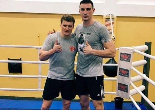 Непереможний український боксер розповів про допомогу Повєткіну