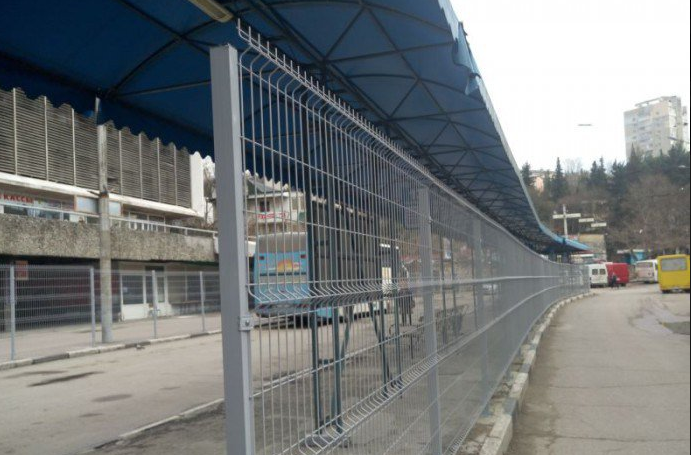 Автовокзал в Ялті