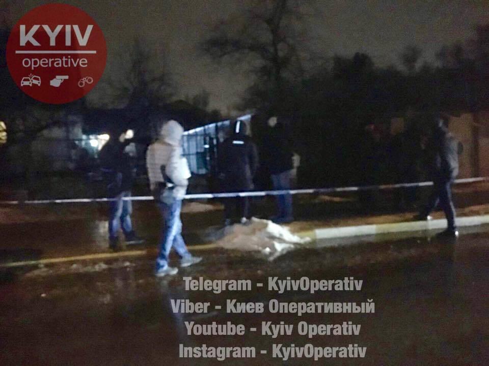 Вбивство в Ірпені