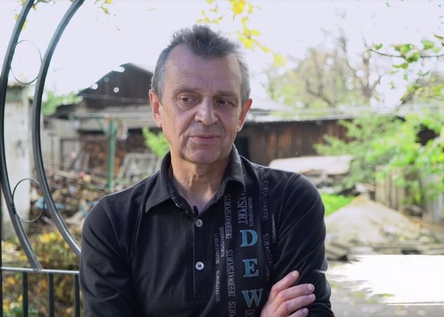 Журналісти презентували фільм про ізолятор СБУ в Харкові