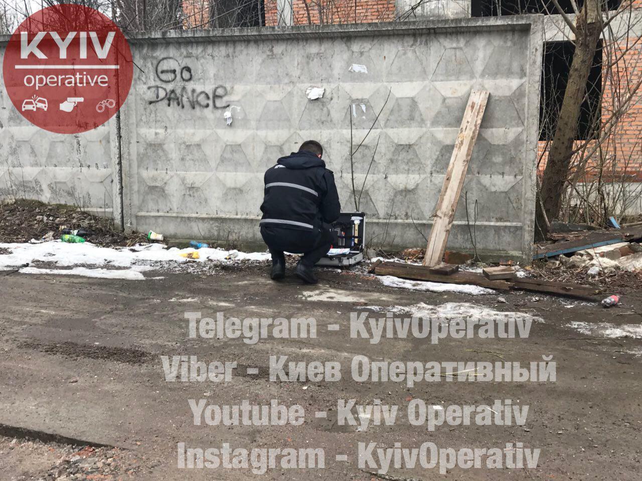 У Києві знайшли тіло дівчини