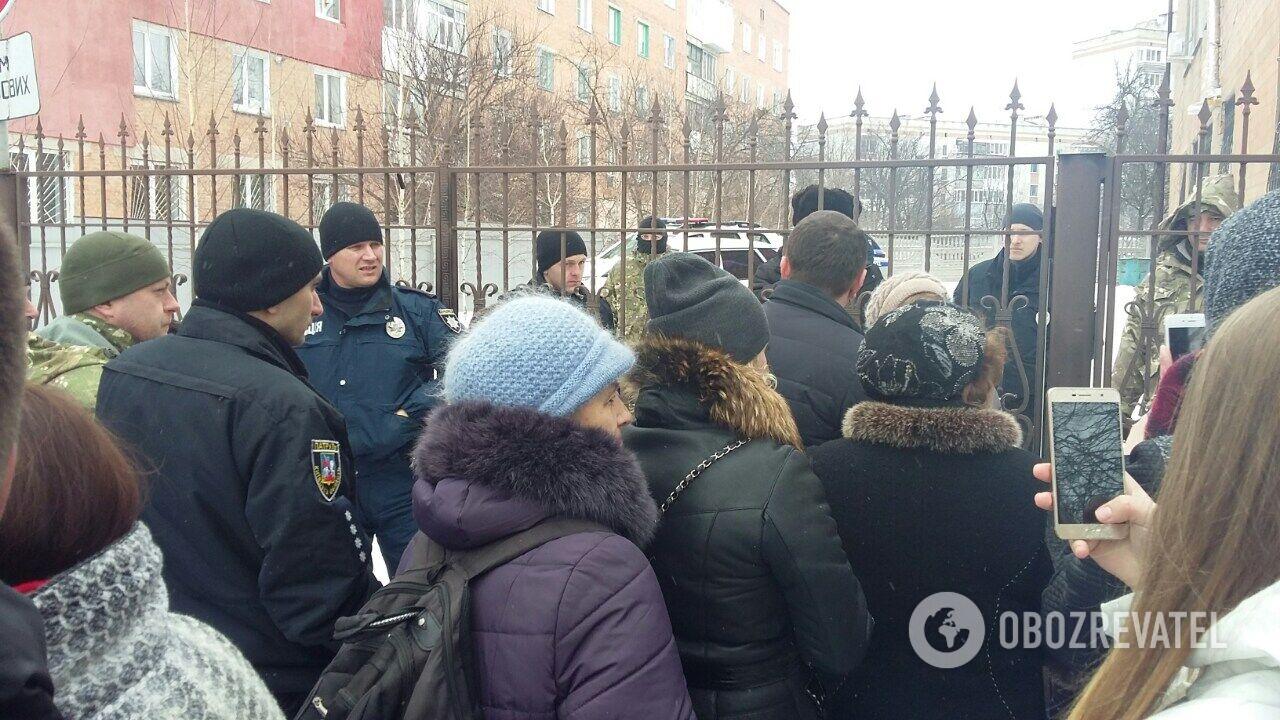 Убийство женщины у детсада под Киевом: появились фото подозреваемого