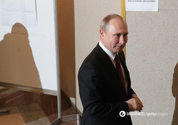 Вибори в РФ: Путін набирає понад 70%, другий - комуніст Грудінін, третій - Жириновський, - екзит-пол - Цензор.НЕТ 6751
