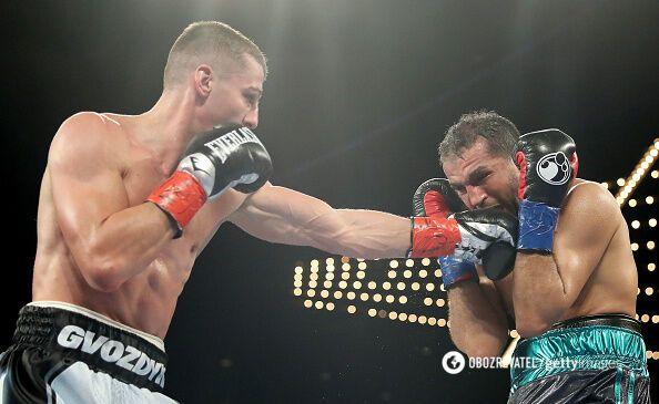 Непереможний український боксер завоював титул чемпіона світу