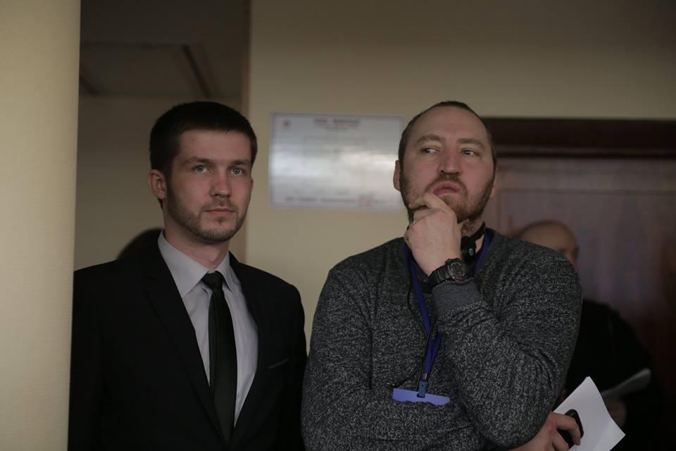 Cемен Кабакаєв і Мирослав Гай