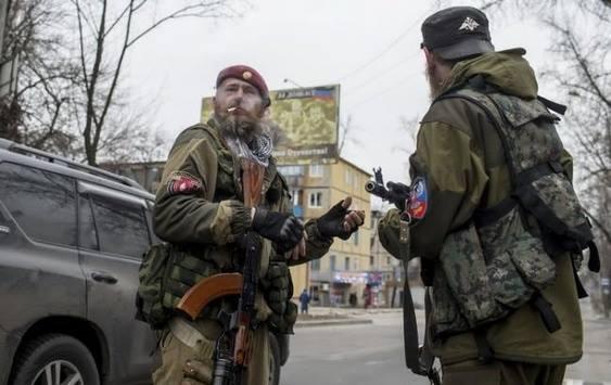 Кількість кадрових військових на Донбасі сягає 8 тисяч осіб